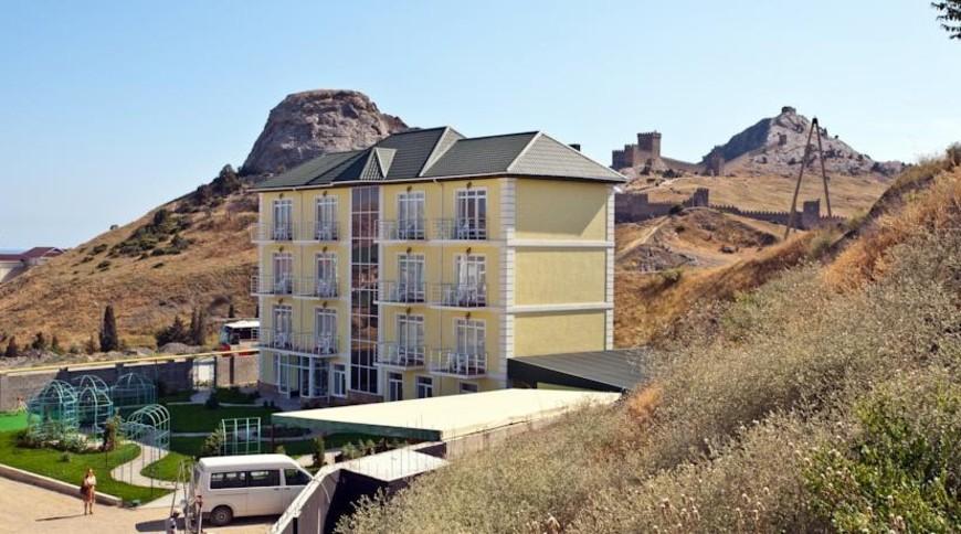 """Изображение отеля """"Парадиз"""" #8"""