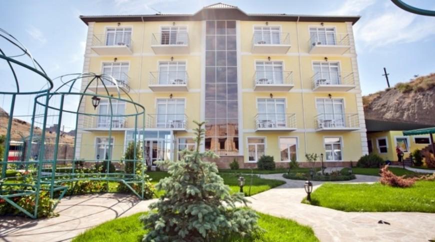 """Изображение отеля """"Парадиз"""" #1"""