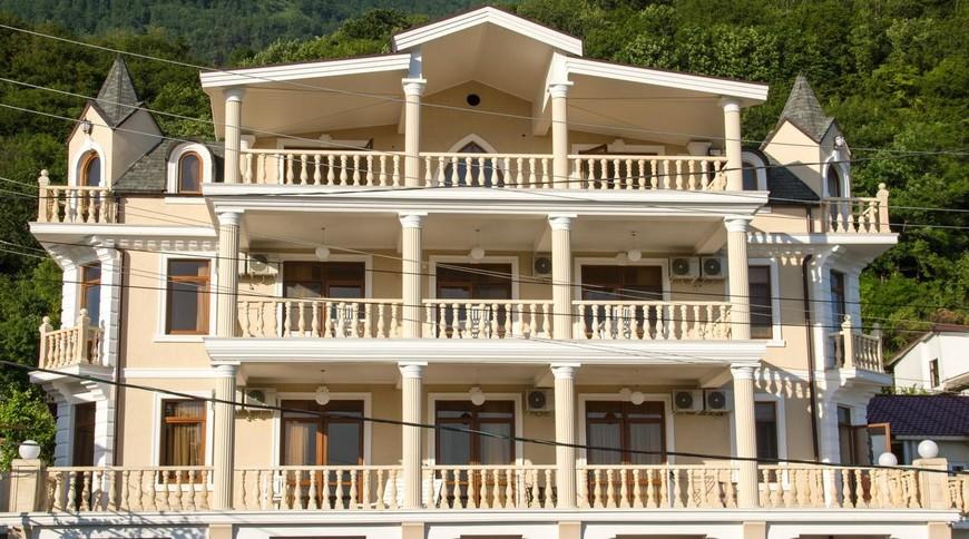 """Изображение отеля """"Сан Арда"""" #1"""