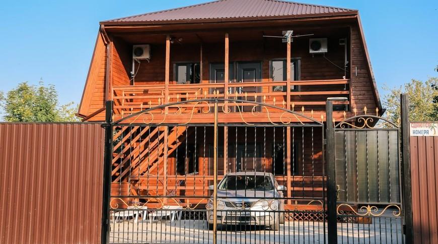 """Изображение гостевого дома """"Аламыс"""" #1"""