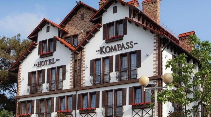 """Изображение отеля """"KOMPASS"""" #1"""