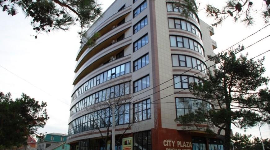 """Изображение отеля """"CITY PLAZA"""" #1"""
