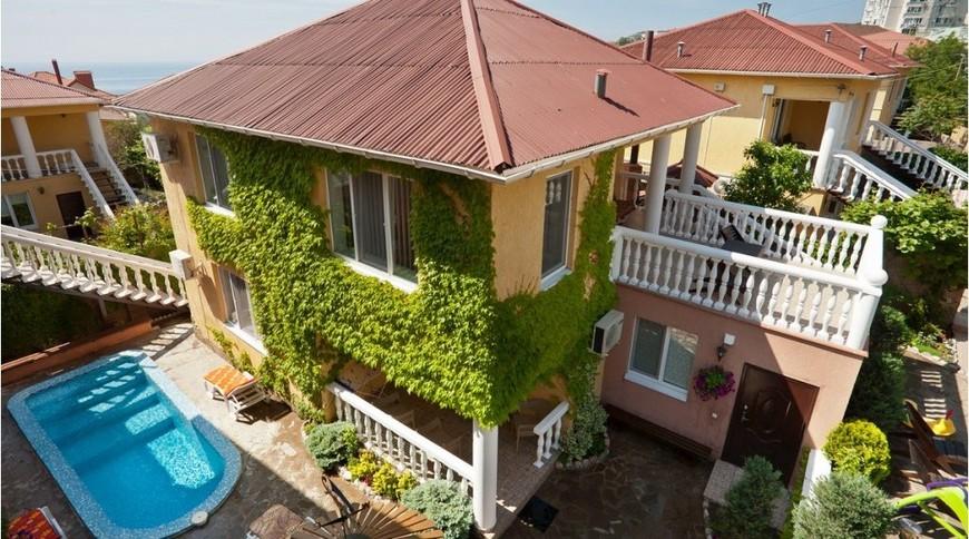 """Изображение апартаментов """"Shangri-La"""" #1"""