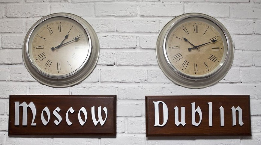 """Изображение гостиницы """"Дублин"""" #6"""