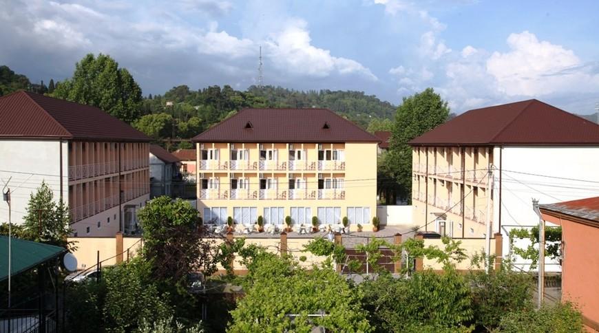 """Изображение отеля """"Вива Мария"""" #3"""