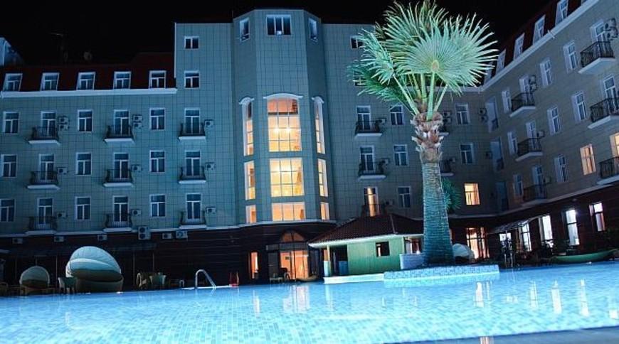 """Изображение отеля """"Украина Палас"""" #2"""