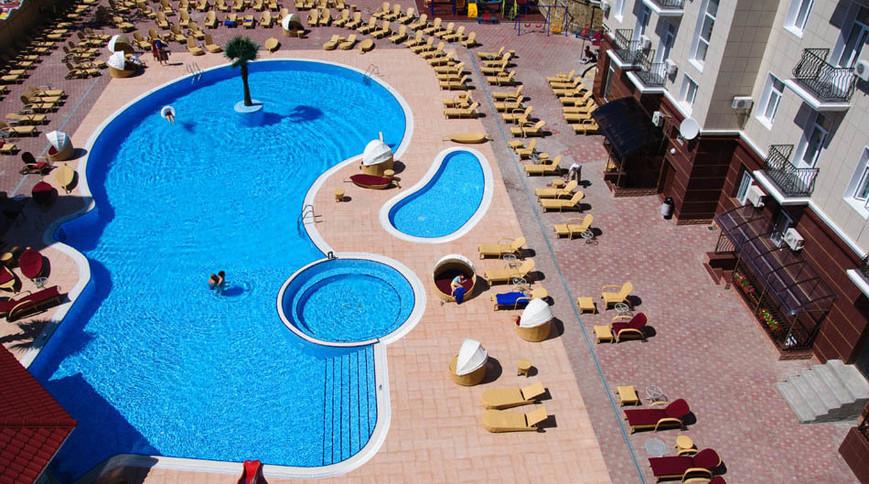 """Изображение отеля """"Украина Палас"""" #5"""