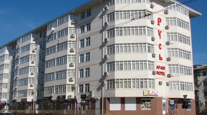 """Изображение отеля """"Русь"""" #1"""