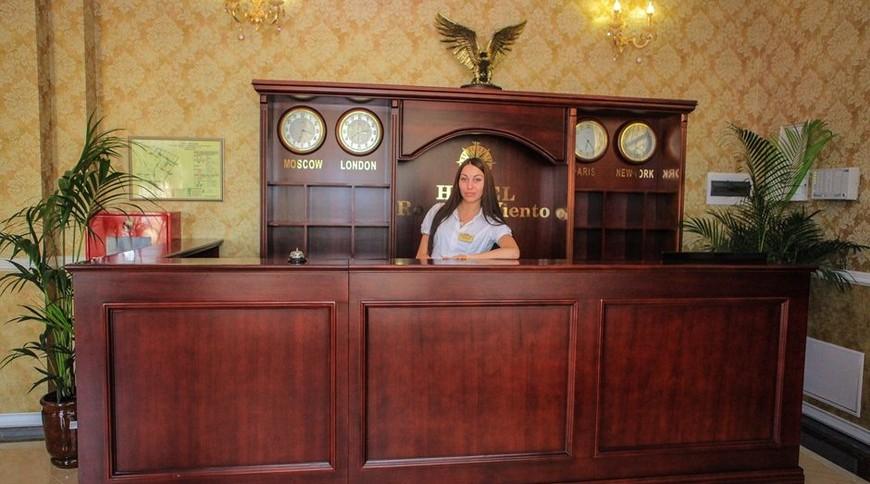 """Изображение отеля """"Rosa Del Viento"""" #9"""