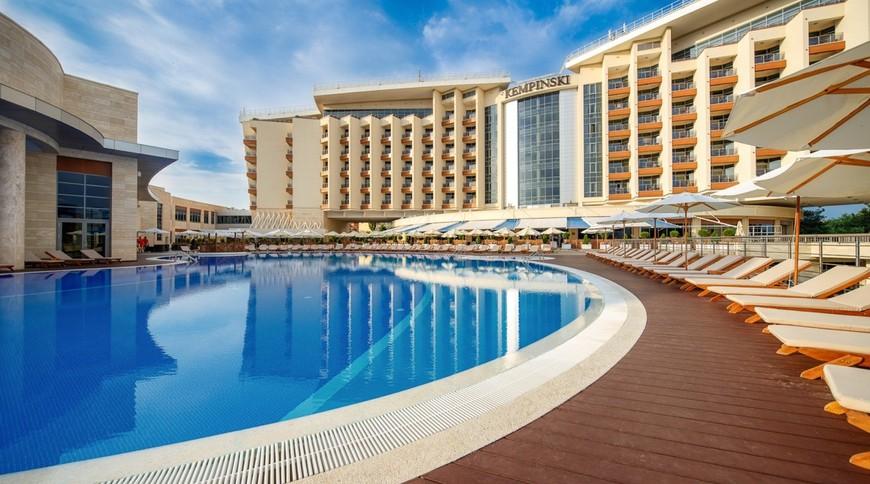 """Изображение отеля """"Кемпински Гранд Отель Геленджик"""" #1"""