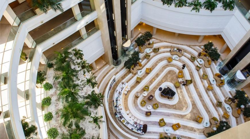 """Изображение отеля """"Кемпински Гранд Отель Геленджик"""" #7"""