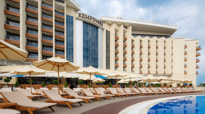 """Изображение отеля """"Кемпински Гранд Отель Геленджик"""" #9"""