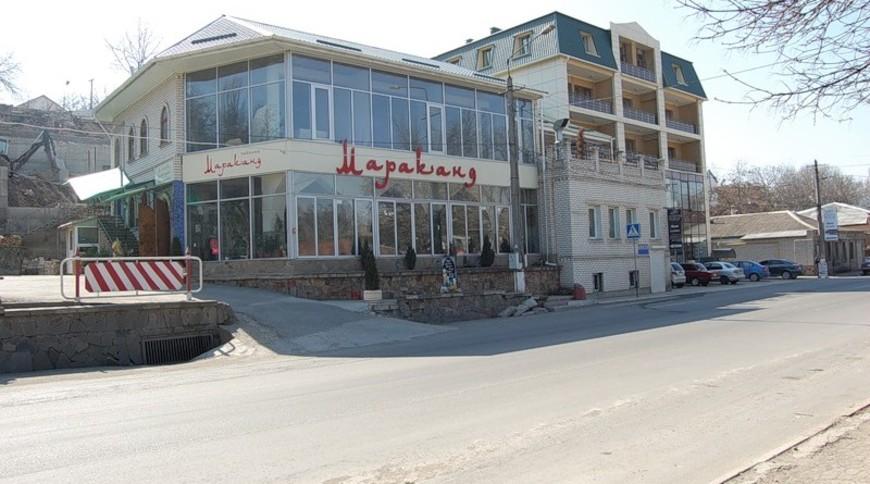 """Изображение гостиницы """"Мараканд"""" #1"""