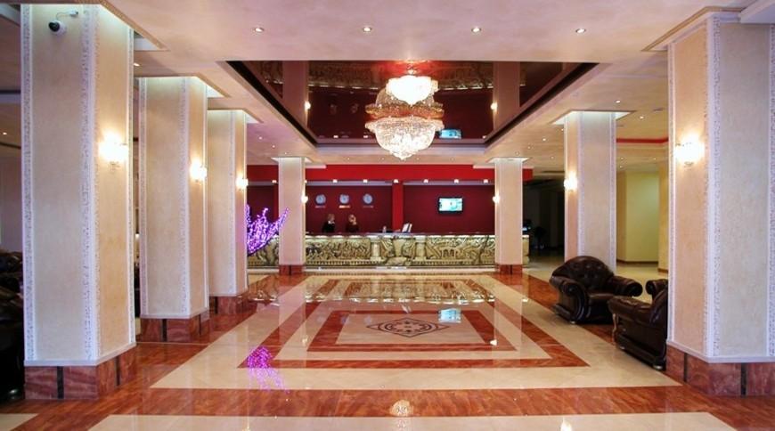 """Изображение отеля """"Гамма"""" #2"""