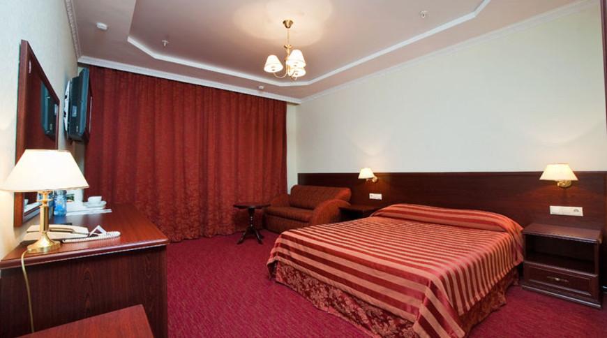 """Изображение отеля """"Гамма"""" #5"""