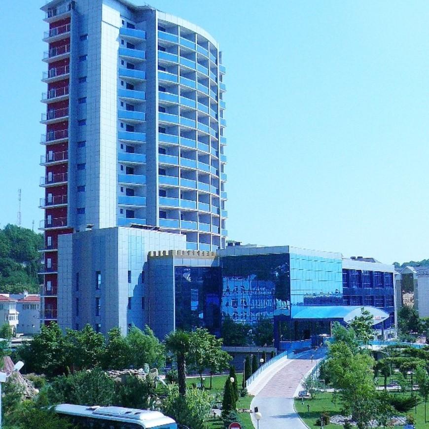 """Изображение отеля """"Гамма"""" #1"""