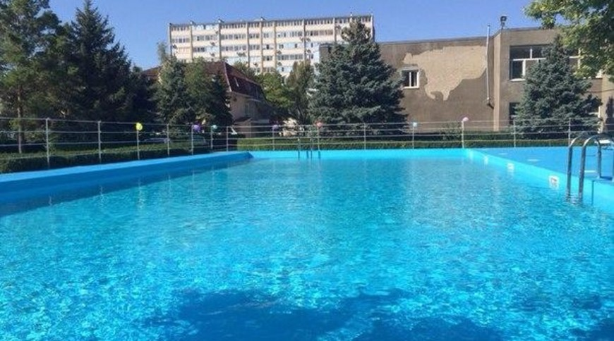 """Изображение отеля """"Гостинично-оздоровительный комплекс Отдых"""" #1"""