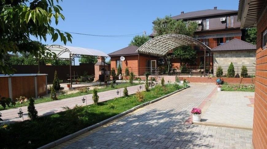 """Изображение гостевого дома """"Азовское Море"""" #1"""