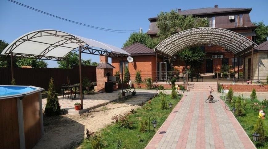 """Изображение гостевого дома """"Азовское Море"""" #5"""