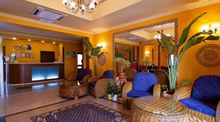 """Изображение отеля """"Alex Beach Hotel 4"""" #3"""
