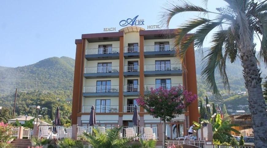 """Изображение отеля """"Alex Beach Hotel 4"""" #1"""