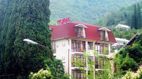 отель астан абхазия гагра без посредников
