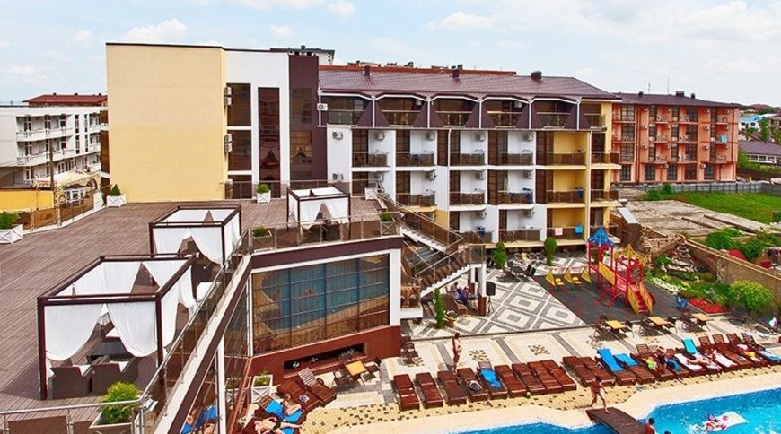 """Изображение отеля """"Понтос"""" #1"""