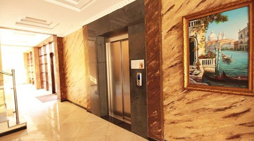 """Изображение отеля """"Понтос"""" #9"""