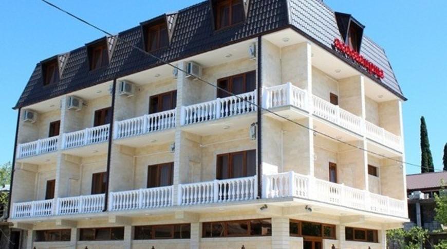 """Изображение гостиницы """"San-Siro"""" #1"""