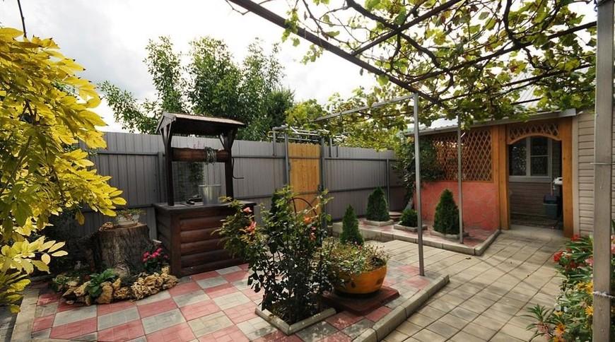 """Изображение гостевого дома """"Зеленая лужайка"""" #3"""