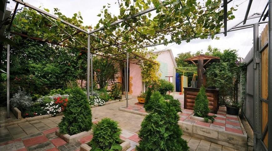"""Изображение гостевого дома """"Зеленая лужайка"""" #4"""
