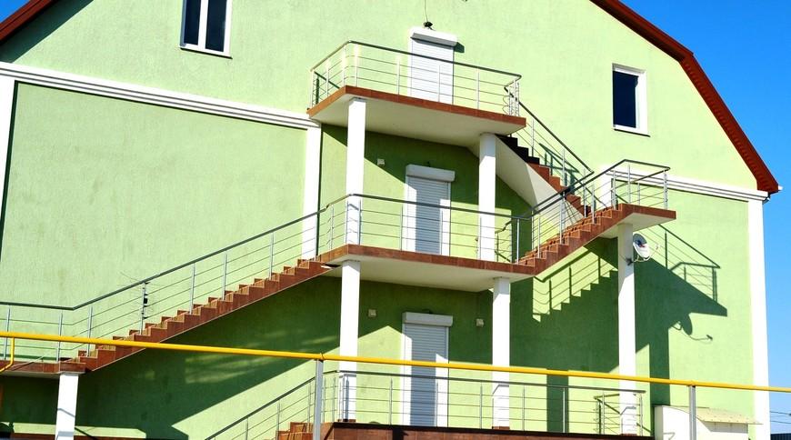 """Изображение отеля """"Три Моря"""" #1"""