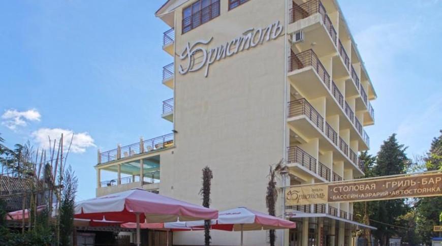 """Изображение отеля """"Бристоль"""" #1"""