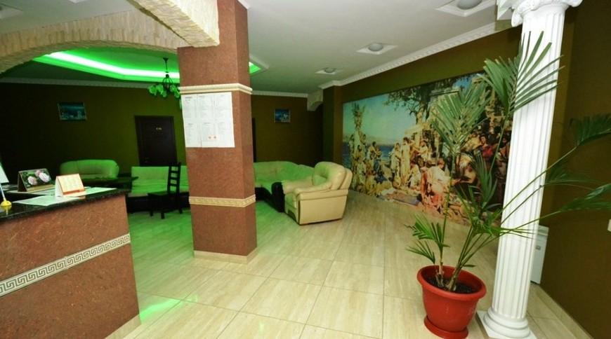 """Изображение отеля """"CASTRO"""" #6"""