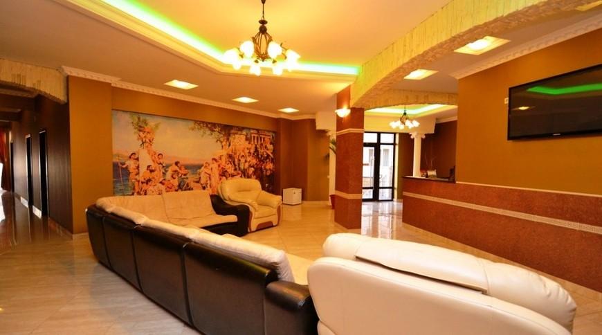 """Изображение отеля """"CASTRO"""" #5"""