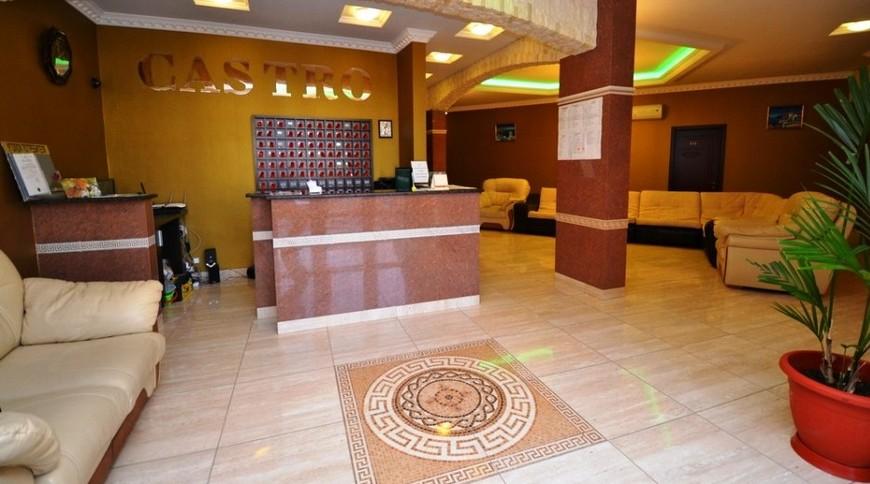 """Изображение отеля """"CASTRO"""" #3"""