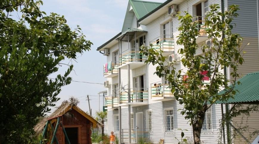 """Изображение гостевого дома """"Кама"""" #1"""