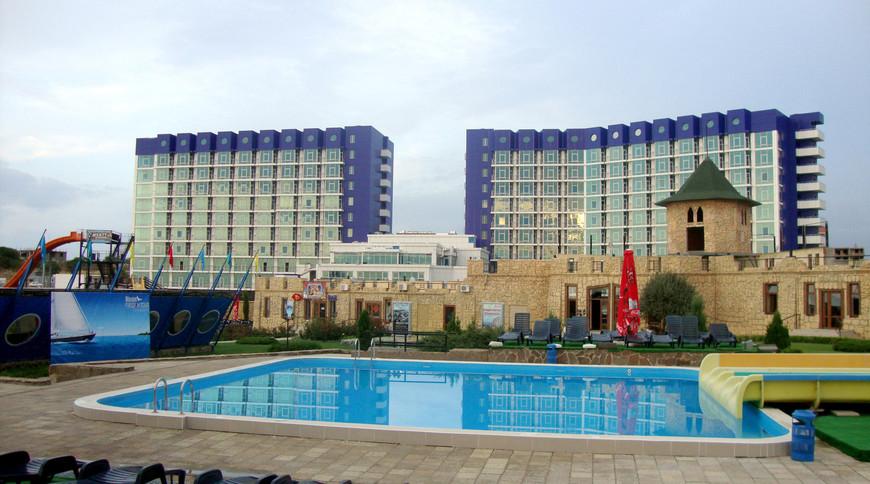 """Изображение отеля """"Аквамарин"""" #2"""