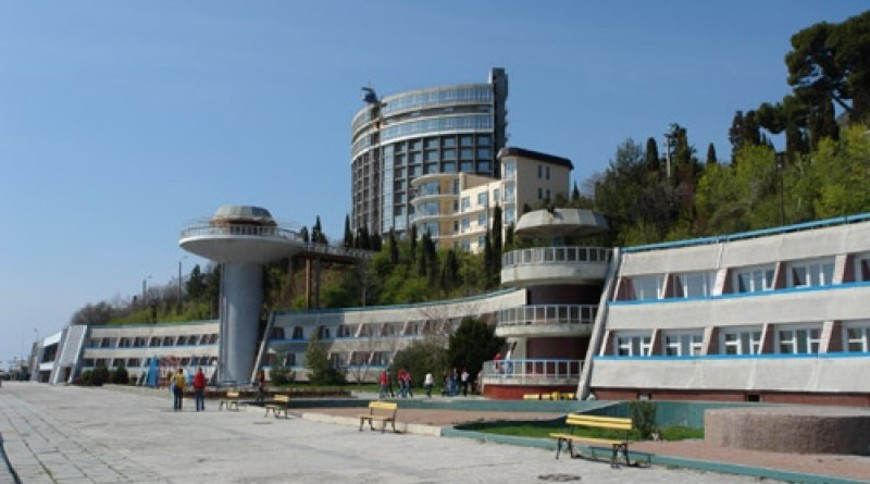 """Изображение отеля """"Ателика Морской уголок"""" #1"""