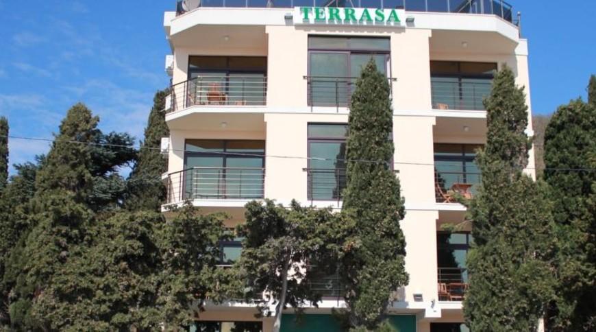 """Изображение отеля """"Терраса"""" #1"""