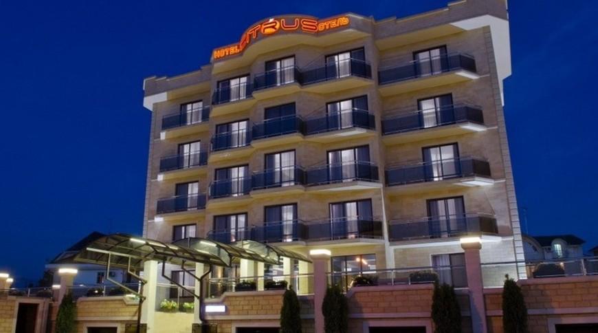 """Изображение отеля """"Цитрус"""" #1"""