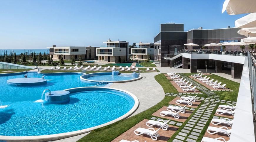 """Изображение отеля """"Radisson Blu Paradise Resort & Spa"""" #1"""