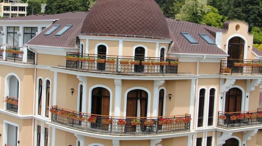 """Изображение отеля """"Леон"""" #2"""