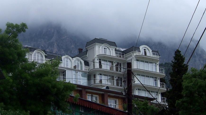 """Изображение отеля """"Алубика"""" #9"""