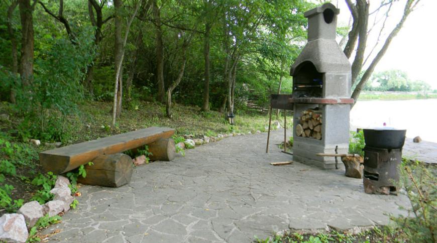 """Изображение туристического комплекса """"Грушевое озеро"""" #4"""