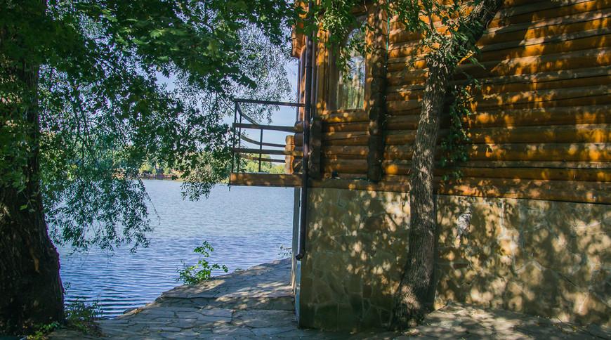 """Изображение туристического комплекса """"Грушевое озеро"""" #9"""