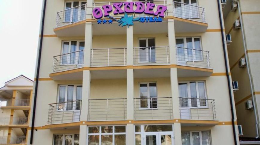 """Изображение отеля """"Орхидея"""" #3"""