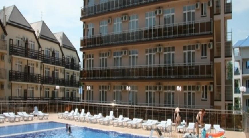 """Изображение отеля """"Гранд-Прибой"""" #1"""