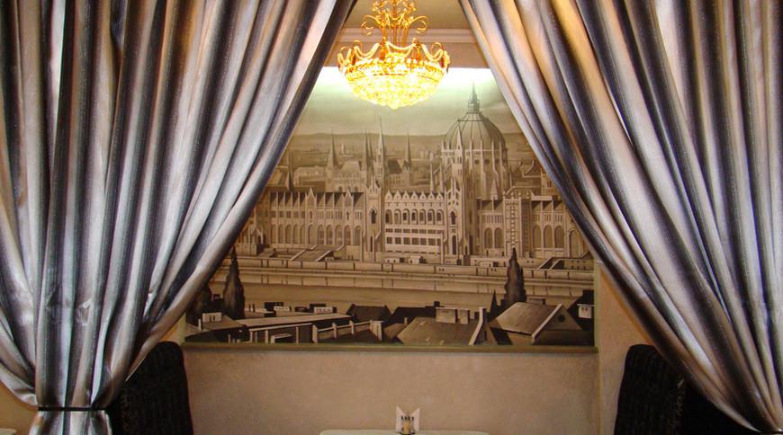 """Изображение отеля """"Вена"""" #2"""