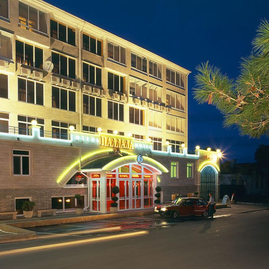 """Изображение отеля """"Паллада"""" #1"""